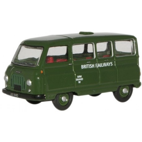 Morris J2 Van British Railways