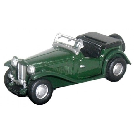 MGTC British Racing Green