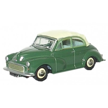 Morris Minor Con Close 1962 Almond Green/White