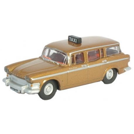 D HUMBER SUPER SNIPE ESTATE TAXI BROWN