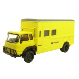 Bedford TK Box 1 British Rail Yellow
