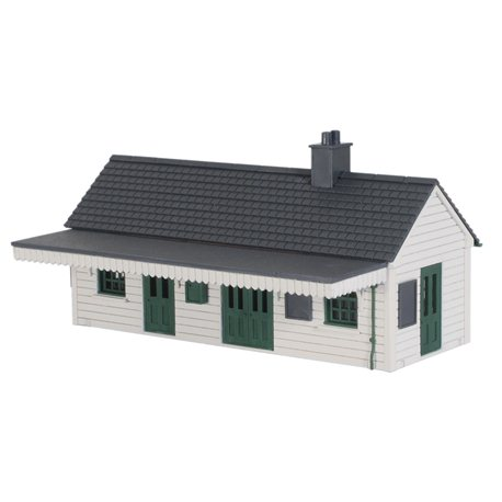 Wooden Station Oo Ho Lineside Kit