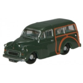 Morris Minor Traveller Almond Green