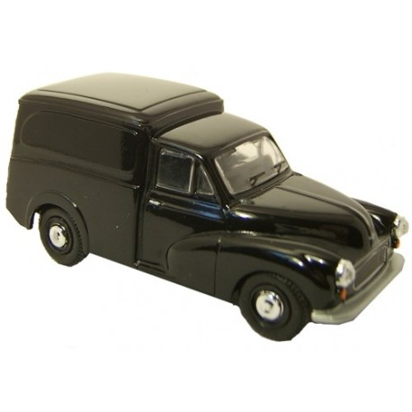 Morris Minor Van Black