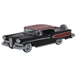 *Edsel Citation 1958 Black/Amber/Red