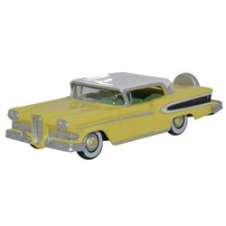 *Edsel Citation 1958 Yellow/Frost White