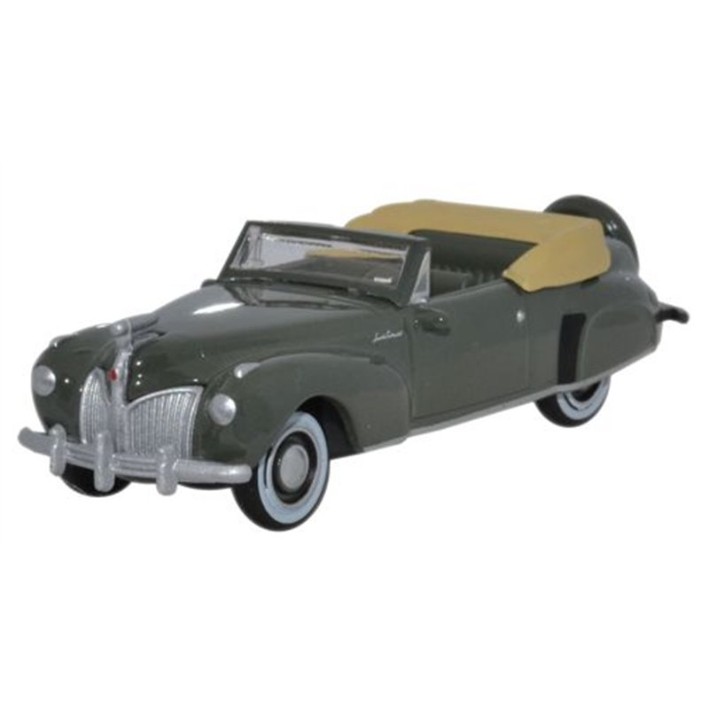 lincoln continental 1941 pewter grey upstairs downstairs. Black Bedroom Furniture Sets. Home Design Ideas