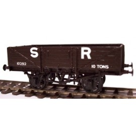 SR 10ton 5 planks Open Wagon