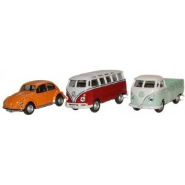 VW Classic Car Set