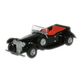 Alvis Speed Twenty - Black