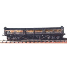 BR Bogie open ballast/spoil wagon kit - TURBOT