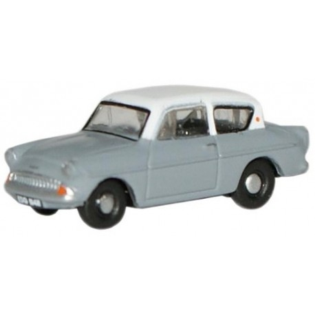 105E Anglia Grey/White