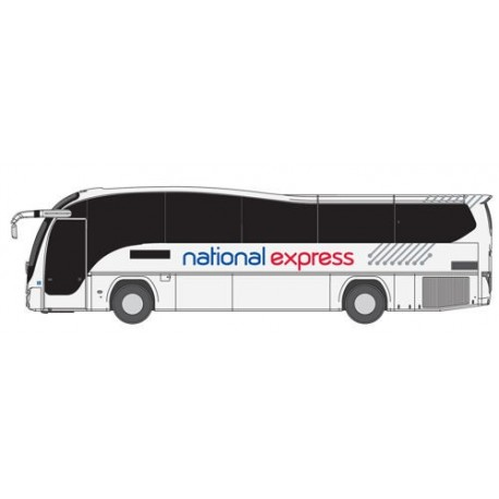 Plaxton Elite National Express