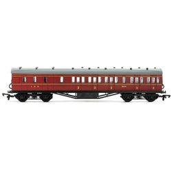 57ft Stanier Non Corridor Brake Composite Coach Kit