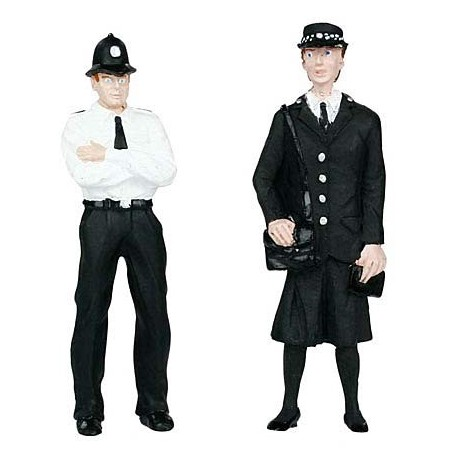 Police & Security Staff