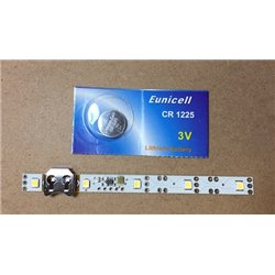 Coach Lighting Strip - Cool White