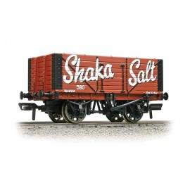 7 Plank Fixed End Wagon Shaka Salt