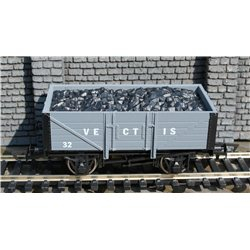 Vectis Cement 5 plank No 32 Ltd Edition