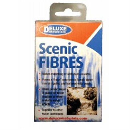 SCENIC FIBRES FOR SCENIC WATER