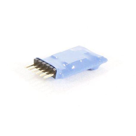 E-Z Command 6 Pin DCC Decoder With Back EMF