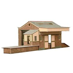 Goods Depot H: 105mm, area: 320 x129mm - Card Kit
