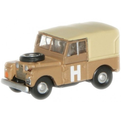 """Land Rover Series 1 88"""" Canvas Sand/Military"""