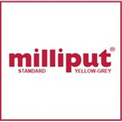 Standard Yellow-Grey Milliput