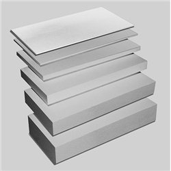 1in. Foam Sheet 1/Pkg 2ft. Pack Of Four