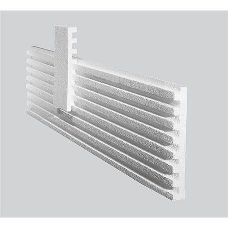 8in. Profile Boards 2/Pkg 2ft. Ea