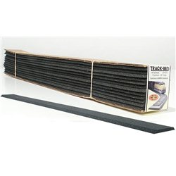 """Trackbed HO/OO Pack of 12 pieces - 24"""" long"""