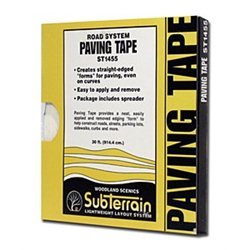 Paving Tape .25in. X 30ft.