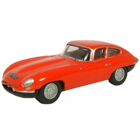Jaguar E-Type Coupe Carmen Red