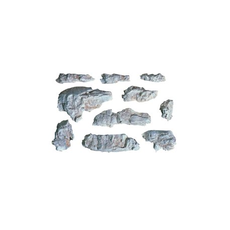 Rock mould - outcroppings