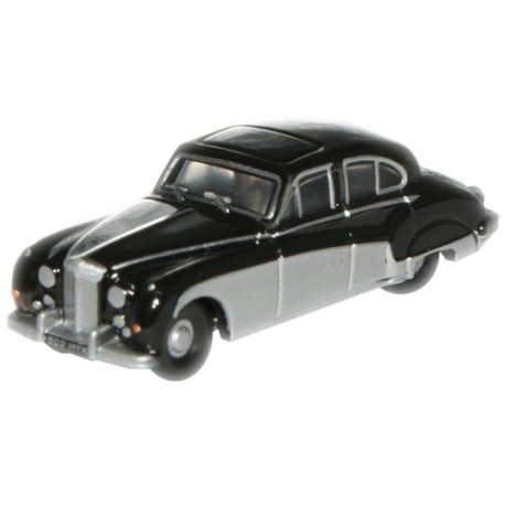 Jaguar Mk VIII Black/Cornish Grey