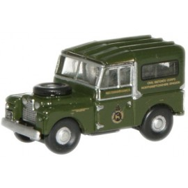"Land Rover Series 1 88"" Hard Top Civil Defence Corps"