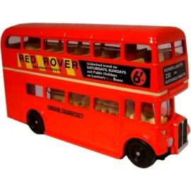 Regents Bus Red Rover