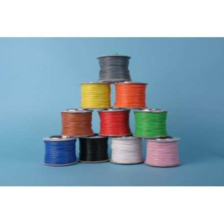 Black Wire 100m (7 x 0.2mm)