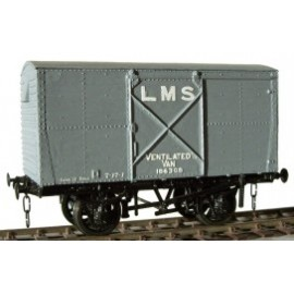 LMS 12t All Steel van