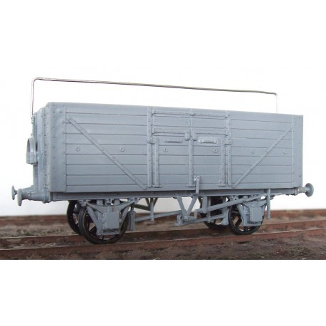 LSWR 8 plank Open Wagon (D1316)