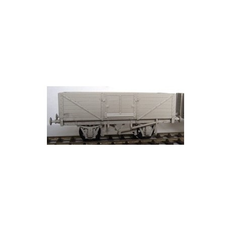 LNER 12ton 6 planks Open wagon