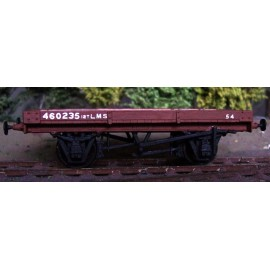 LMS 12ton One Plank Open wagon