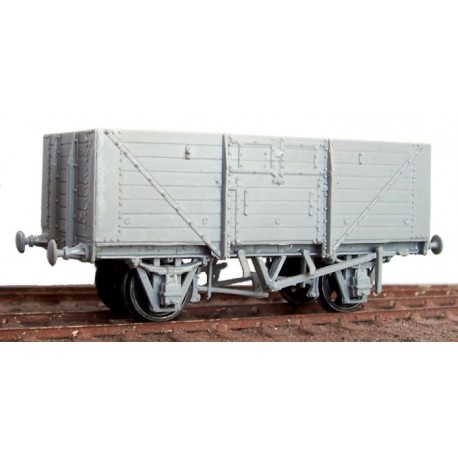 SR 12ton 8 planks Open wagon