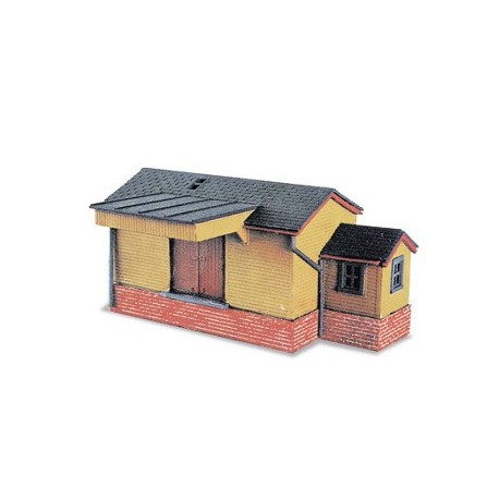 Goods Shed, wooden type
