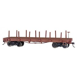 Flat Car - Painted, Unlettered
