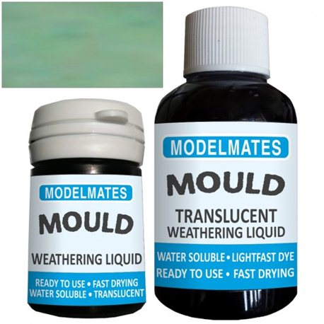 Weathering liquid mould