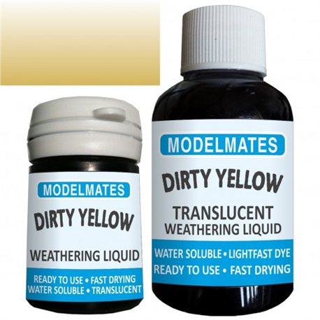 Weathering liquid dirty yellow