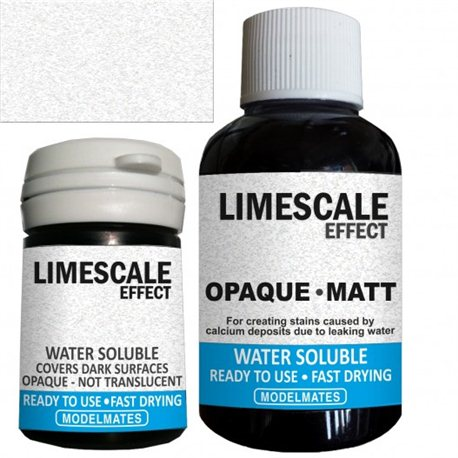 Opaque Limescale Effect liquid