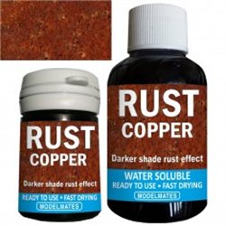 Rust Copper Opaque