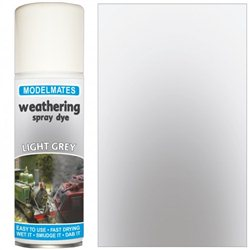 Spray weathering liquid- light grey