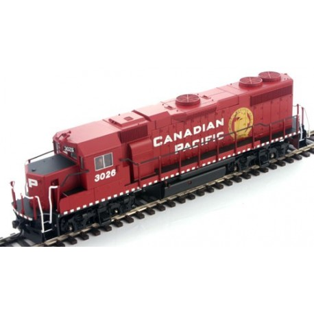 D Trainman GP38-2 Canadian Pacific Railway 3026